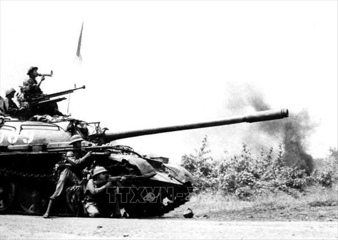 45 Năm Ngay Giải Phong Miền Nam Thống Nhất đất Nước Chiến Dịch Tay Nguyen đon Mở đầu Chiến Lược